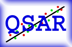 A class project I did on QSAR